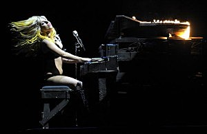 "Lady Gaga ""The Monster Ball Tour"" At The Staples Center"