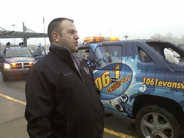 Officer Billy Bolin - Evansville Police Department