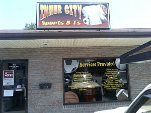 Inner City Sports & T's - 3012 Covert Ave, Evansville
