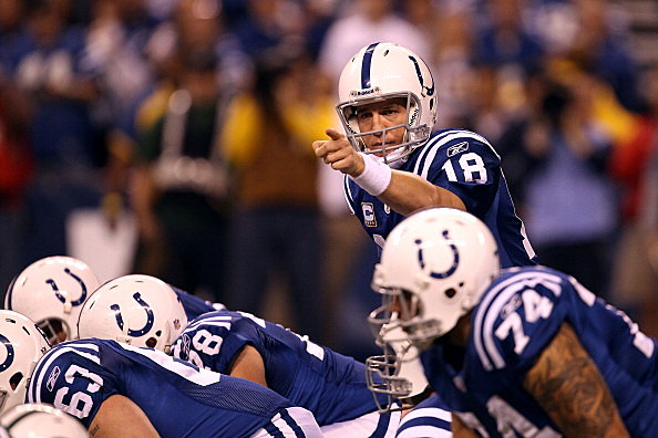 Peyton Manning, Indianapolis Colts, Lucas Oil Stadium, football, NFL