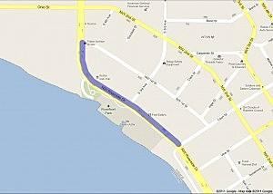 Riverside Drive,construction,Evansville,Casino Aztar,LeMerigot,Stoney's,Ri Ra