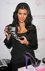 Kim Kardarshian's Slave Labor Brand Shoe