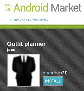 Outfit Planner App