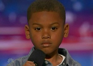 Crying - America's Got Talent Kid