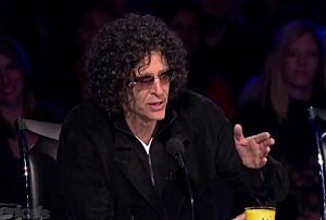 Howard Stern on America's Got Talent