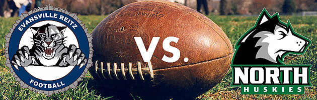 High School Football - Reitz Vs North Header