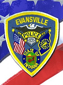 Evansville Police Patch