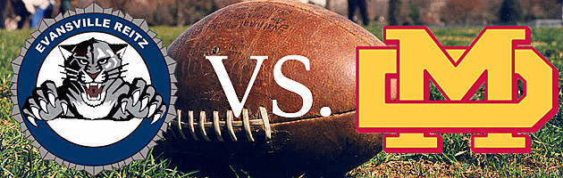 High School Football - Reitz vs. Mater Dei Header