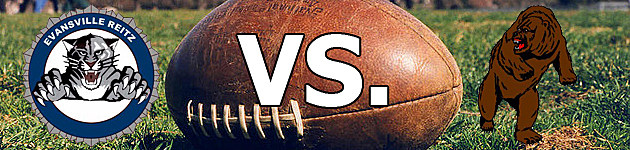 High School Football - Reitz vs Central Header
