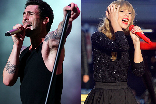 Adam Levine - Taylor Swift