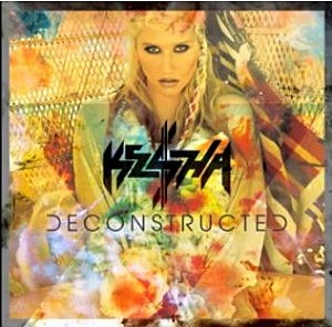 Kesha Deconstructed Cover