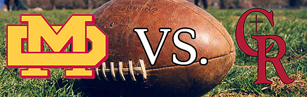 High School Football - Mater Dei vs Cardinal Ritter Banner