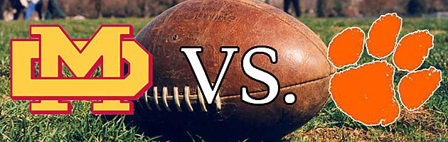 High School Football - Mater Dei vs Lawrenceburg Banner