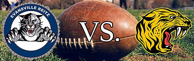 High School Football - Reitz vs Jasper Banner