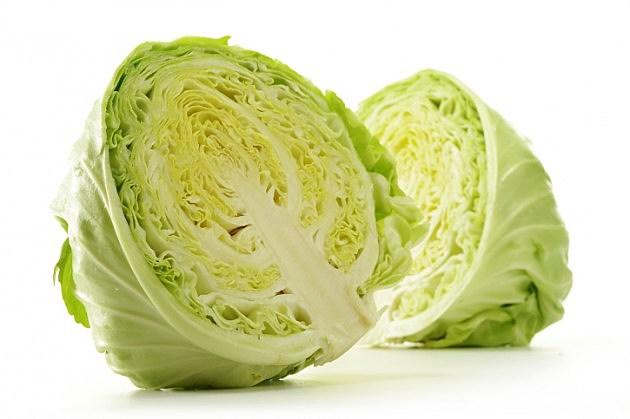 cabbage head - iStockphoto