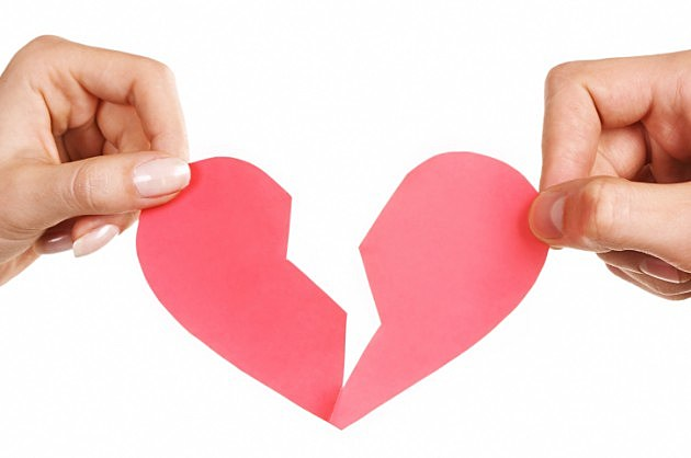 Breaking Heart - Credit- iStockphoto - 139971799