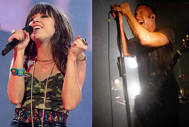 Carly Rae Jepsen & Nine Inch Nails Mashup
