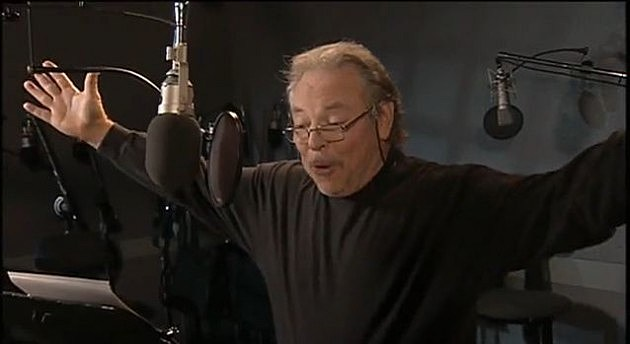 Frank Welker, scooby doo, transformers, megatron, voice actor