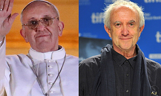 Twitter Reacts to New Pope - Jonathan Price Comparison