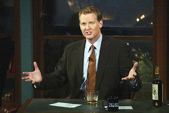 "The Final Episode of ""The Late Late Show With Craig Kilborn"""
