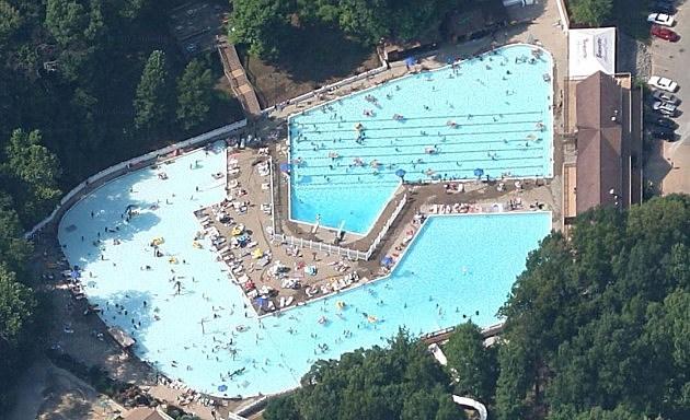 Burdette Park Pool