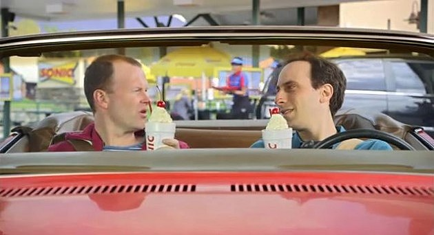 Sonic Drive-In Actors