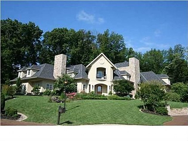 Million Dollar Home in Evansville