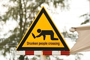 DrunkCrossing