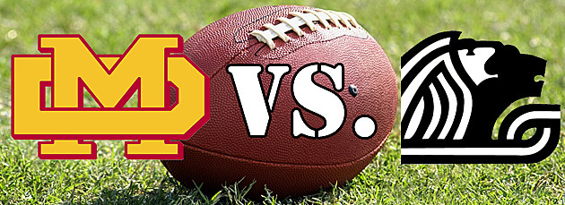 High School Football Game of the Week - Mater Dei vs. University City, Missouri