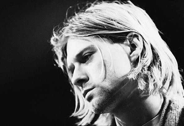 Kurt Cobain On 'MTV Unplugged'