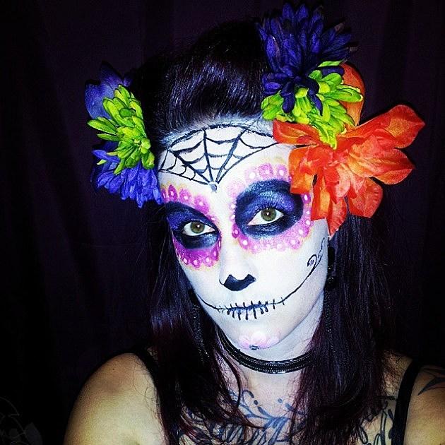Kat Sugar Skull