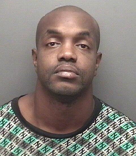 Evansville Stabbing Suspect Edward Ivy Mugshot (Full Size)