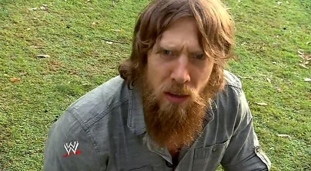 WWE Wrestler Daniel Bryan
