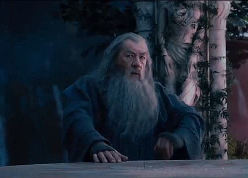 Gandalf - Lord of the Rings & The Hobbit