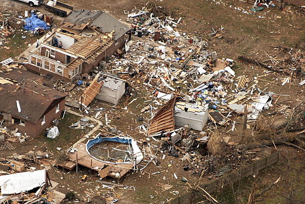 Tornado Kills At Least 22 In Evansville, Indiana