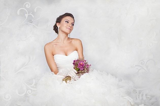 Happy Bride - Credit- iStock - 135288474