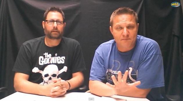 Awkward Screen Grab - Bobby & Ryan: UFC Recap