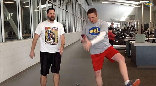 Awkward Screen Grab - Bobby & Ryan: Combine Drills