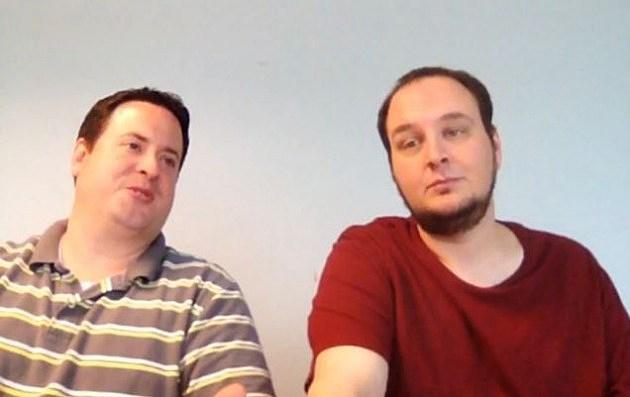 Awkward Screen Grab - Rob & Eric: Enhancement Talent