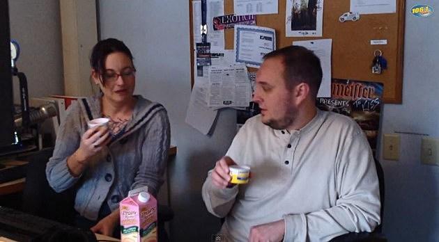 Awkward Screen Grab - Rob & Kat: Jellybean Milk