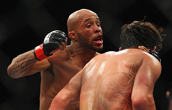 Demetrious Johnson Fights During UFC On FX March 3rd, 2012