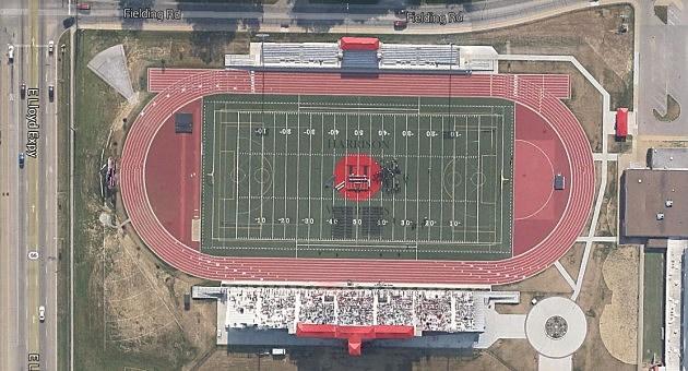 Harrison High School - Romain Stadium