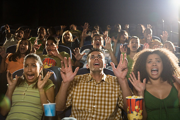Scared Audience Stock Photos - Image: 23688383