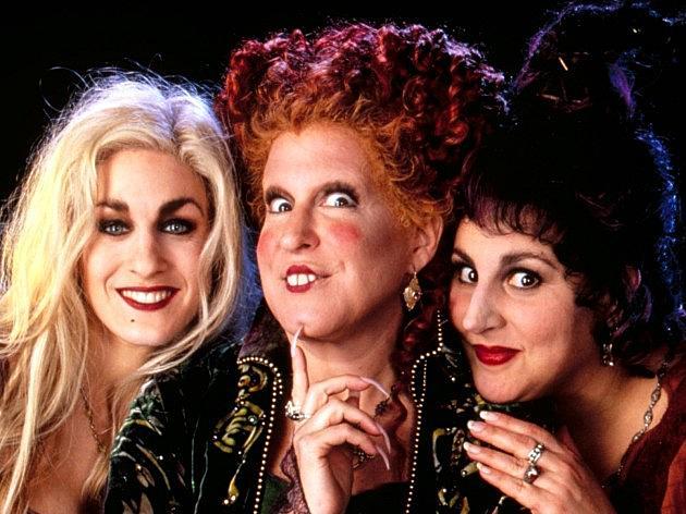 5 Halloween Movies BETTER than 'Hocus Pocus'