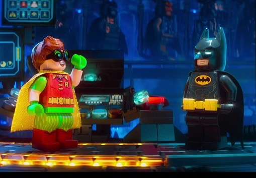 the lego movie duration