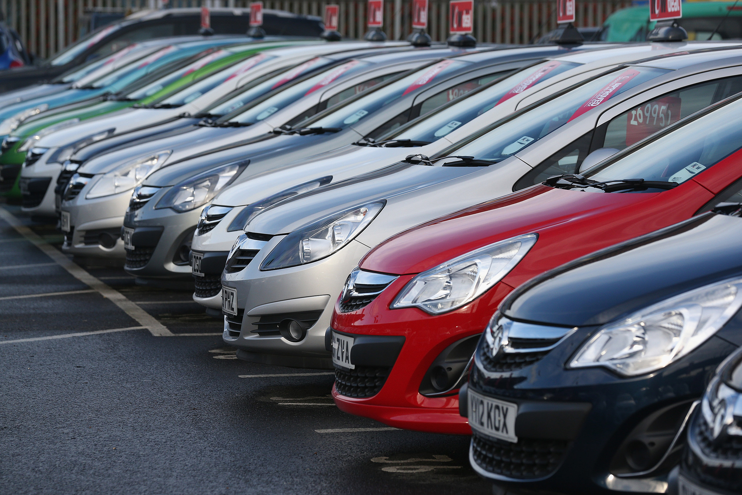 New Car Sales Rise In 2013 To Pre-Financial Crisis Levels