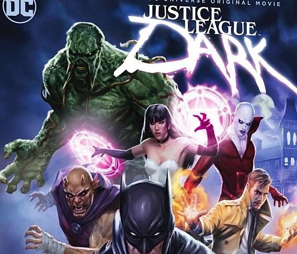 justice league dark pic
