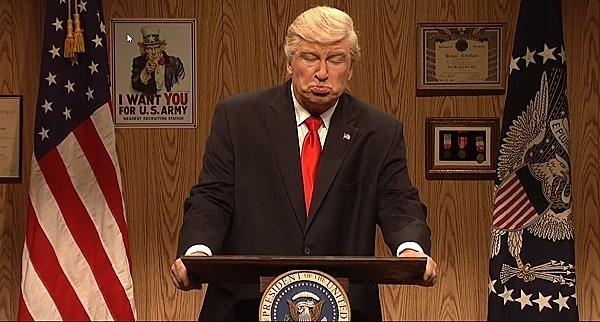 Trumps People on SNL 20170408