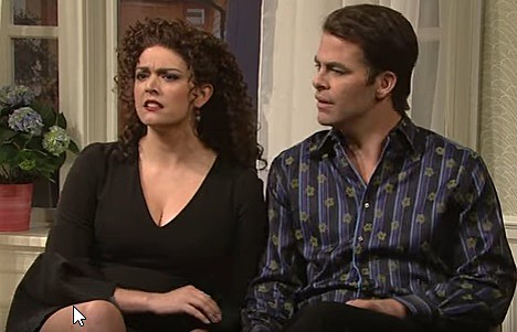 Couple's Night on SNL