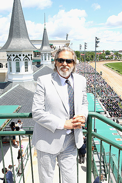 "Jeff Bridges, Star Of The Upcoming ""Kingsman: The Golden Circle"" Attends The Kentucky Derby"